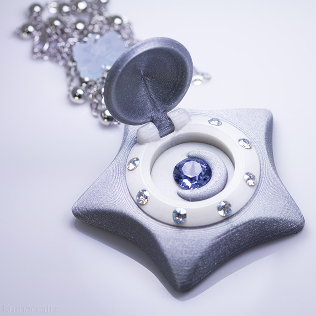 Star Locket gift
